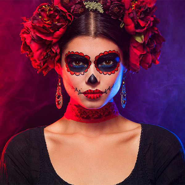 10 Inspirations de Maquillage d'Halloween pour 2020